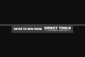 Direct Tools Factory Outlet – Spring Cleaning – Win one (1) BH70970 HOOVER ROGUE 970 Robot Vacuum (MSRP $499.99).