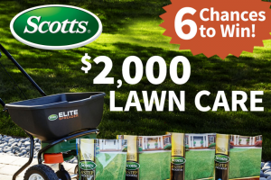 Do It Best – $2000 Scotts Lawn Care Giveaway – Win for any reason or c) has violated therulesof the giveaway