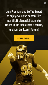 Draft Network – 2020 Mock Draft Contest – Win participants obtaining at least 22 out of 32 matching draft selections consisting of USD $25000 or an equal share thereof