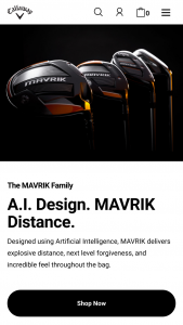 Fanbeat And Callaway Golf – Maverick Majors Trivia Challenge – Win MAVRIK Fairway Wood 1 $319.99 Game Prize 3rd Place JAWS MD5 Wedge 1 $179.99 Game Prize 4th – 25th Place Callaway $25 Gift Card 22 $25.00