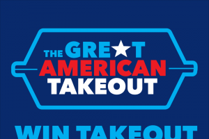 """High Wide & Handsome – Great American Gift Card Giveaway – Win """"takeout for a year"""" awarded as $5000."""