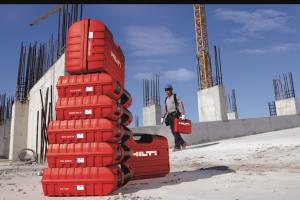Hilti – Redipak – Win a Hilti REDiPAK hand truck and consumable tool case (ARV