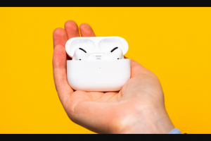 Idrop – Apple Airpods Pro Giveaway – Win one set of Apple AirPods Pro valued at $249.00.