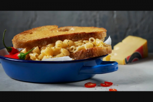Jarlsberg – Grilled Cheese Giveaway – Win June Smart Oven plus Gourmet Package ($700) Three (3) Toaster Bags ($8.95) and one (1) free Jarlsberg Cheese Coupon ($8.00).