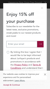 Jurlique – Roses Only Sweepstakes