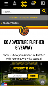 Kc Hilites – Kc Adventure Further Giveaway – Win the following prize package Tickets to Summer KCamp which is a Sponsor's authored event held in Williams