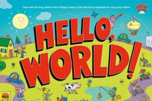 Macmillan – Hello World – Win a(n) One (1) finished copy of HELLO WORLD