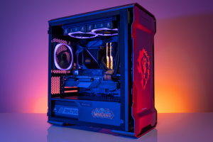 NEWEGG – Robeytech World Of Warcraft Build Giveaway – Win One $2500 Custom Gaming PC (ARV $2500.00) Total ARV of all prizes offered $2500.00.