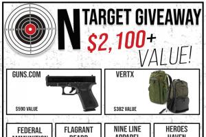 Nine Line – On Target Giveaway Sweepstakes