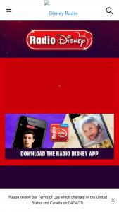 Radio Disney – Treat Yourself Sweepstakes