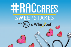 Rent-A-Center – #raccares – Win one $10 Amazon Gift Card One (1) eligible
