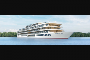 River Travel Magazine – Big Boat – Win includes 7 day (8 night) Mississippi River Cruise