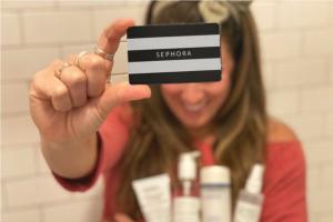 Sephora – Skincare Advice Sweepstakes