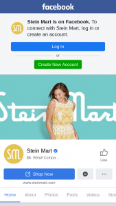 Stein Mart – Spring Shoe – Win one pair of shoes of their choice from SteinMartcom dependent on stock