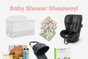 Tubby Todd – Baby Shower Giveaway Sweepstakes