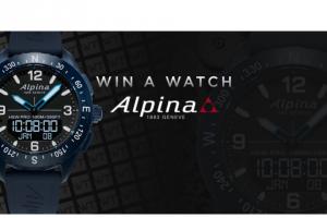 Worldtempus – Alpina Alpinerx Sweepstakes