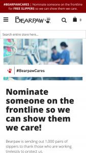 Bearpaw – #bearpawcares Sweepstakes
