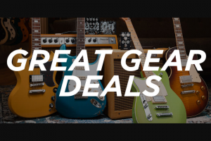 Chicago Music Exchange – Gibson Sg Modern Sweepstakes