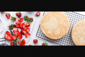 Driscoll's – Berry Summertime Sweetness Recipe Rate & Review Sweepstakes