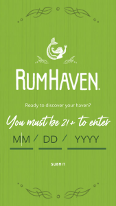 E & J Gallo Winery – Rumhaven Spring/summer 2020 Sweepstakes