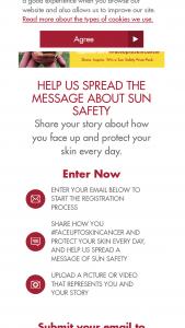 Eltamd – #faceuptoskincancer – Win an EltaMD product bundle