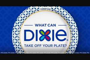 """Georgia-Pacific Consumer Products – Dixie Off My Plate Contest – Win awarded either as a custom prize or cash equivalent of $10000 as determined by Sponsor in its sole discretion and $5000 to help cover taxes (""""Grand Prize"""")."""
