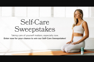 Lifeaid Beverage – Self-Care – Win for (1) year and a ROMWOD mat for an approximate value of ($247.40) a gift card to Blue Apron for the value of ($300) (1) Vitruvi Diffuser & Oils Bundle for a value of ($171) (1) Luxome 15 lb