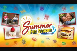 Martin's – Summer Fun Season – Win Conversation patio set