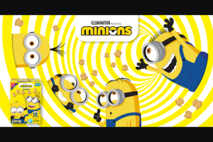 Mondelez Global – Minions – Win difference between actual value and ARV