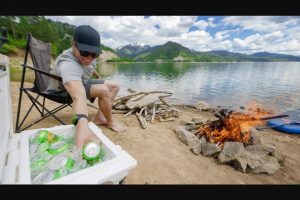 Outside Magazine – Sierra Nevada's Create Your Own Epic Outdoor Adventure Contest – Win a $3000 gift card to HipCamp