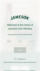 Pernod Ricard – Jameson Summer – Win shall be awarded a Large Big Green Egg Grill with an approximate retail value (ARV) of $1250 each