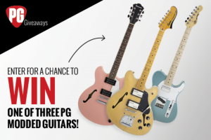 Premier Guitar – Diy No-Brainer Mods 2020 Giveaway Sweepstakes