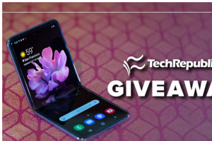 Techrepublic – Flip It – Win of one (1) Samsung unlocked Galaxy Z Flip phone with an approximate retail value of One Thousand Four Hundred Dollars (US$1400.00).