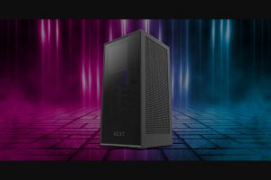 Gamespot – Nzxt H1 Giveaway – Win NZXT H1 Mini PC