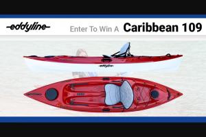 Paddling – Eddyline – Win the Eddyline Caribbean 109..
