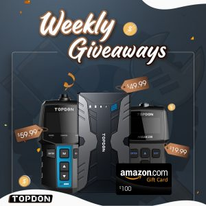 TopDon – Win 1 of 50 prizes
