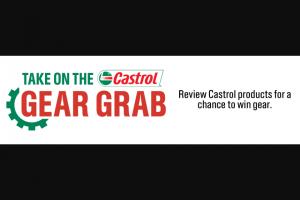 Bp Lubricants Castrol – Gear Grab Sweepstakes
