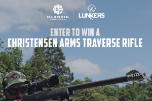 Classic Firearms – Win A Christensen Arms Traverse Rifle W/ Leupold Vx-6 Hd Scope – Win a Christensen Arms Traverse Rifle w/ Leupold VX-6 HD Scope approximate retail value $4900.00.