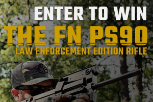 Classic Firearms – Win The Fn Ps90 Law Enforcement Edition Rifle – Win a FN PS90 Law Enforcement Edition Rifle approximate retail value $1500.00.