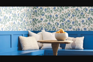 Domino – Wallpaper Room Makeover Sweepstakes