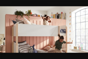 Domino – Win A $2500 Kids Room Makeover Sweepstakes