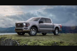 """Ford Motor Company – 2021 F-150 – Win Fifty Thousand Dollars ($50000) which may only be used for the purchase of a 2021 Ford F-150 (the """"F-150"""")."""