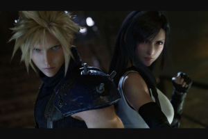 "Gamespot – Ffvii Remake Giveaway – Win prizes (the ""First Prizes"")."