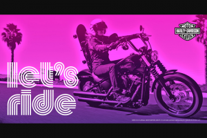 Harley-Davidson – Let's Ride – Win includes one (1) 2020 Custom Low Rider S two (2) $150 Harley-Davidson Wolverine Boot Vouchers (terms and conditions apply) and one (1) Harley-Davidson Watch