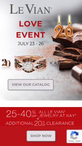 Le Vian – Love Event (kay) – Win a Le Vian Trunk Show Shopping Spree valued up to $4999.00 retail value of Le Vian jewelry