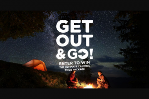 Lifeaid Beverage – Get Out & Go Giveaway Sweepstakes