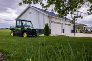 Morton Buildings – Giving Away The Farm – Win $75000 Morton Buildings' building construction credit to be applied to a Morton Buildings' building of winner's choice and a John Deere Gator Model Year 2019 XUV835M
