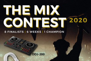 Pioneer Dj – Monstercat 2020 Mix Contest Voter – Win win both (1) DDJ-200 and (1) HDJ-X5BT-W (DDJ-200 valued at $149.99 HDJ-X5BT-W valued at $149.99).