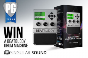 Premier Guitar – Singular Sound Beatbuddy Drum Machine Sweepstakes