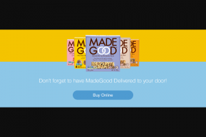 Riverside Natural Foods – Madegood Summer Moments Sweepstakes